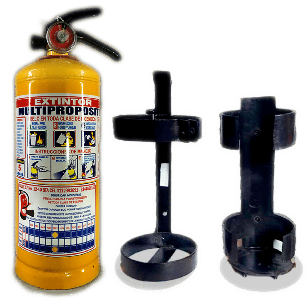 Implementos para incendios Bogota